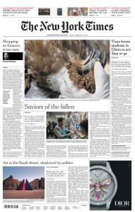 International New York Times - 14 February 2020
