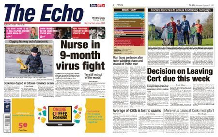 Evening Echo – February 17, 2021