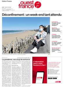 Ouest-France Édition France – 16 mai 2020