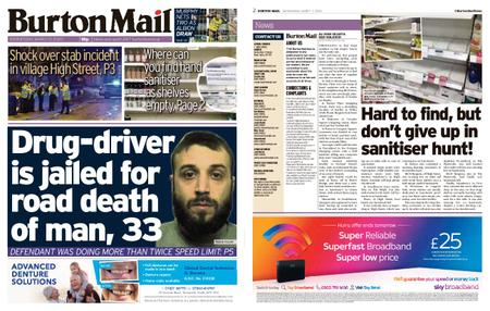 Burton Mail – March 11, 2020