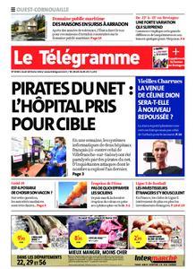 Le Télégramme Ouest Cornouaille – 18 février 2021