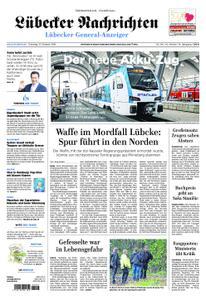 Lübecker Nachrichten – 15. Oktober 2019