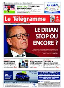 Le Télégramme Guingamp – 08 juin 2020