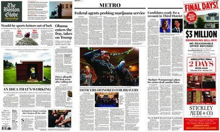 The Boston Globe – September 08, 2018