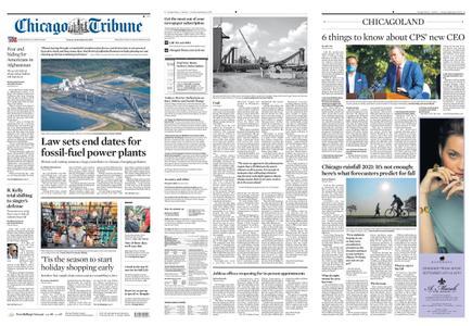 Chicago Tribune – September 19, 2021