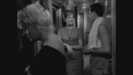 Martin Scorsese Presents: Masterpieces of Polish Cinema Volume 2. BR 6: Pociag / Night Train (1959)