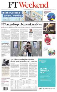 Financial Times UK – 25 January 2020