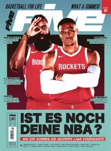 FIVE Magazin – September 2019