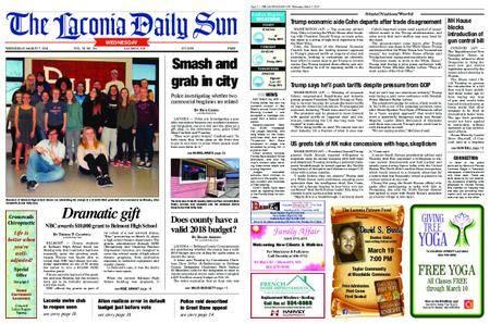 The Laconia Daily Sun – March 07, 2018