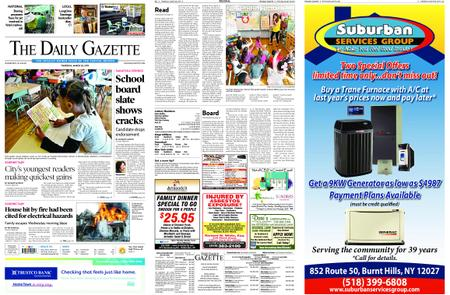 The Daily Gazette – March 28, 2019