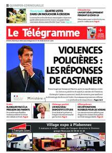 Le Télégramme Ouest Cornouaille – 09 juin 2020