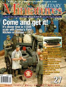 Military Miniatures in Review №27 2001