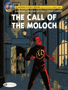 Blake & Mortimer 027 -  The Call of the Moloch (2020) (digital) (Mr Norrell-Empire