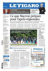 Le Figaro - 15 Juin 2021