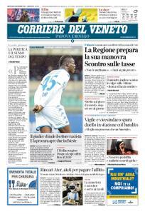 Corriere del Veneto Padova e Rovigo – 06 novembre 2019