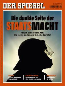 Der Spiegel - 8 August 2020