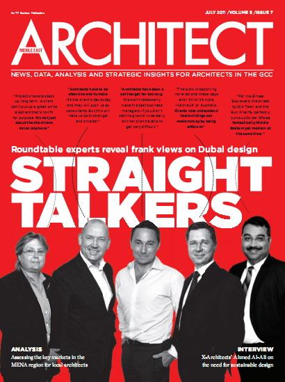 Middle East Architect Magazine July 2011