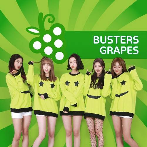 Busters - Grapes (single) (2018)