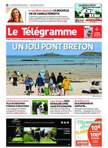 Le Télégramme Landerneau - Lesneven – 14 mai 2021