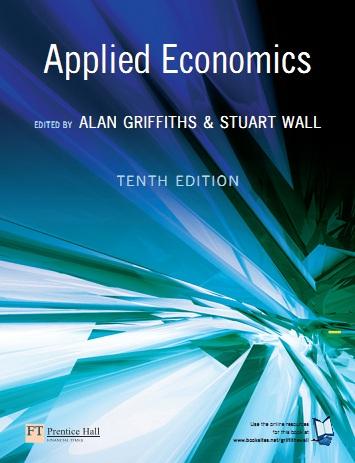 Applied Economics, 10th edition