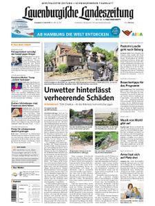 Lauenburgische Landeszeitung - 12. Mai 2018