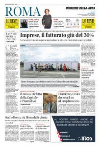 Corriere della Sera Roma – 08 agosto 2020