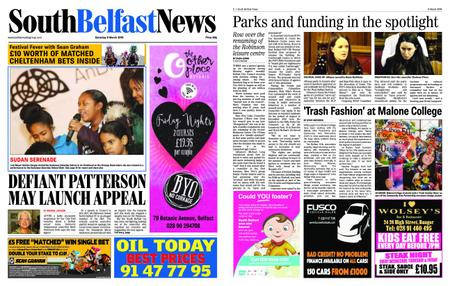 South Belfast News – March 07, 2019