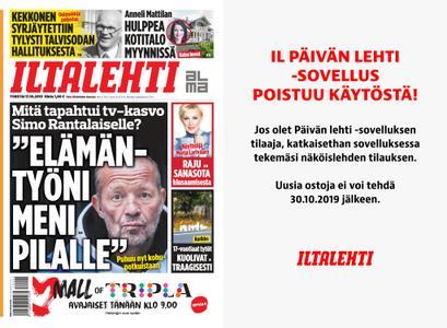Iltalehti – 17.10.2019