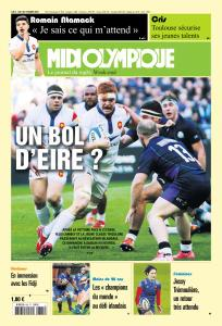 Midi Olympique Vert - 8 Mars 2019