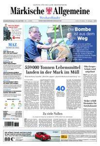 Märkische Allgemeine Westhavelländer - 21. April 2018