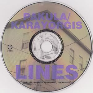 Pandelis Karayorgis, Eric Pakula - Lines (1995)