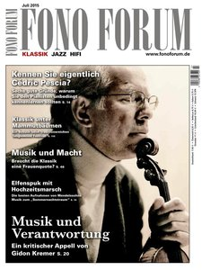 Fono Forum - Juli 2015
