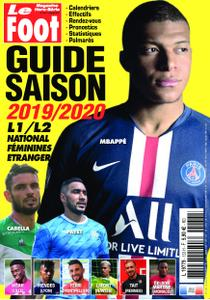 Le Foot Magazine - août 2019