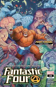 Fantastic Four 016 2020 Digital Zone