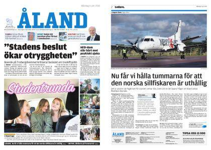 Ålandstidningen – 04 juni 2018
