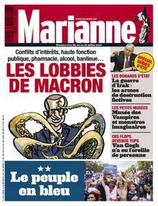 Marianne - 21 juillet 2018