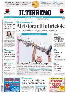 Il Tirreno Livorno - 22 Febbraio 2021