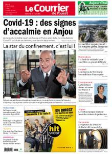Le Courrier de l'Ouest Angers – 07 avril 2020