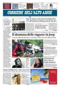 Corriere dell'Alto Adige – 25 luglio 2019