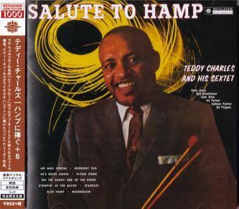 Teddy Charles - Salute To Hamp (1958) {2014 Japan Bethlehem Album Collection 1000}