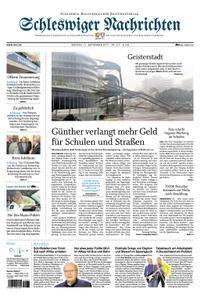 Schleswiger Nachrichten - 11. September 2017