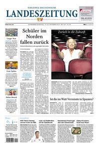 Schleswig-Holsteinische Landeszeitung - 19. Oktober 2019