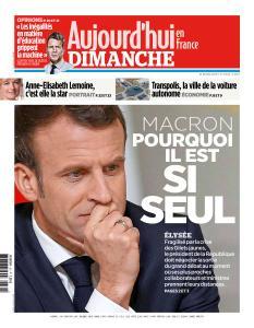 Aujourd'hui en France du Dimanche 31 Mars 2019