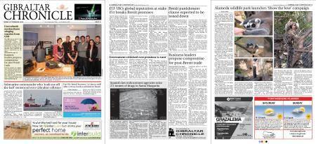 Gibraltar Chronicle – 16 February 2018