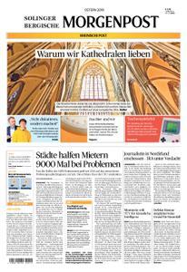 Solinger Morgenpost – 20. April 2019