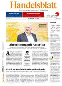 Handelsblatt - 20 Mai 2020