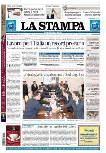 La Stampa Imperia e Sanremo - 10 Gennaio 2018