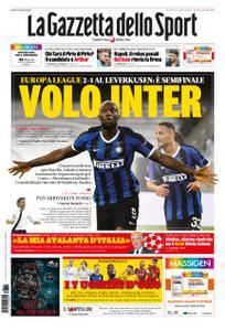 La Gazzetta dello Sport Sicilia – 11 agosto 2020