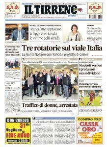 Il Tirreno Livorno - 20 Dicembre 2017