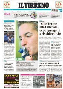 Il Tirreno Livorno - 10 Agosto 2018